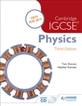 Cambridge IGCSE Physics Coursebook with CD-ROM (3rd Edition)