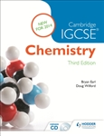 Cambridge IGCSE Chemistry Coursebook with CD-ROM (3rd Edition)
