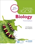 Cambridge IGCSE Biology Coursebook with CD-ROM (3rd Edition)