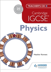 Cambridge IGCSE Physics Teachers CD-ROM (3rd Edition)
