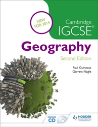 Cambridge IGCSE Geography Student Book (SECOND Edition)
