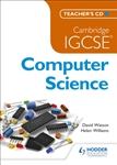 Cambridge IGCSEand O Level Computer Science Teachers CD-ROM