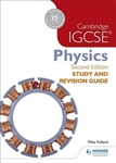 Cambridge IGCSE Physics Study and Revision Guide (2nd Edition)