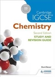 Cambridge IGCSE Chemistry Study and Revision Guide (2nd Edition)