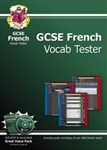 GCSE French Interactive Vocab Tester (DVD-ROM and Vocab Book)