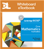 Cambridge IGCSE Mathematics Core Digital Classroom (4th Edition)