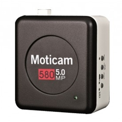 Digital HD Microscope Camera MOTICAM 580