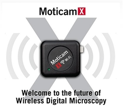 Digital Microscope Camera MOTICAM X (WiFi)