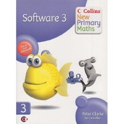 Collins New Primary Maths Software 3