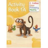 Collins New Primary Maths Activity Book 1A