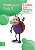 Collins New Primary Maths Homework Pack 2