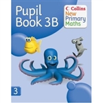 Collins New Primary Maths Pupil Book 3B