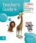 Collins New Primary Maths Teachers Guide 4