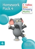 Collins New Primary Maths Homework Pack 4