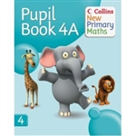 Collins New Primary Maths Pupil Book 4A