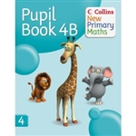 Collins New Primary Maths Pupil Book 4B