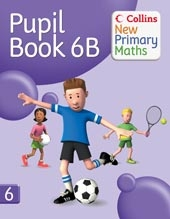 Collins New Primary Maths Pupil Book 6B