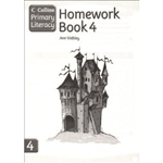 Collins Primary Literacy Homework Book 4