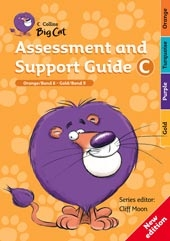 COLLINS BIG CAT (Bands 06-09) Assessment and Support Guide C (Orange - Gold)