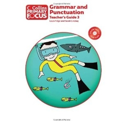 Collins Primary Focus Grammar and Punctuation Teachers Guide 3
