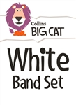 Collins Big Cat (Band 10) White Starter Set (10 books)