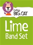 Collins Big Cat (Band 11) Lime Starter Set (10 books)