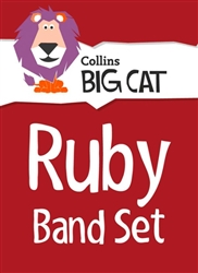 Collins Big Cat (Band 14) Ruby Starter Set (16 books)