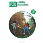 Collins Primary Focus Spelling Teachers Guide 3