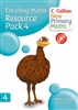 Collins New Primary Maths Enriching Maths Resource Pack 4