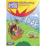 Collins Primary Focus Handwriting Workbook 1A