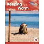 Heinemann Explore Science Grade 4 Reader - Keeping Warm