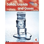 Heinemann Explore Science Grade 4 Reader - Solids Liquids and Gases