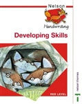 Nelson Handwriting Developing Skills RED LEVEL Pupil Book