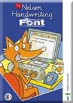 Nelson Handwriting Font CD-ROM with FREE Teachers Guide