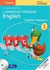 Cambridge Primary English 1 Teachers Resource Book with CD-ROM