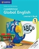 Cambridge Global English 1 Learners Book (with Audio CD)