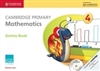 Cambridge Primary Mathematics 4 Games Book with CD-ROM