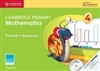 Cambridge Primary Mathematics 4 Teachers Resource with CD-ROM