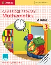 Cambridge Primary Mathematics 3 Challenge