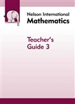 Nelson International Mathematics Teachers Guide 3