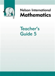 Nelson International Mathematics Teachers Guide 5
