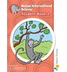Nelson International Primary Science 1 Studentbook