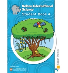 Nelson International Primary Science 4 Studentbook