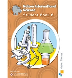 Nelson International Primary Science 6 Studentbook