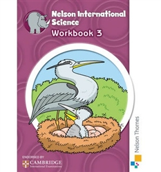 Nelson International Primary Science 3 Student Workbook