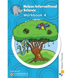Nelson International Primary Science 4 Student Workbook