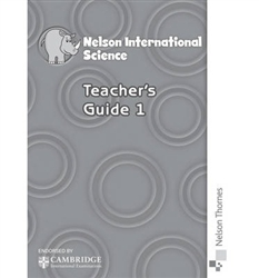 Nelson International Primary Science 1 Teachers Guide