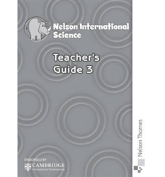 Nelson International Primary Science 3 Teachers Guide