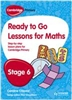 Cambridge Primary Maths Stage 6 Ready to Go Lessons