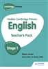 Cambridge Primary English Stage 1 Teachers Resource Pack